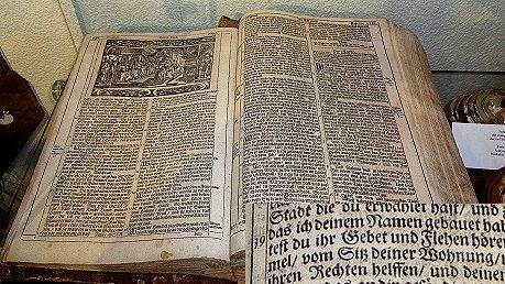 Luther Bibel übersetzt