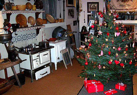 Weihnachtsbr uche fr her - Nostalgische weihnachtskugeln ...